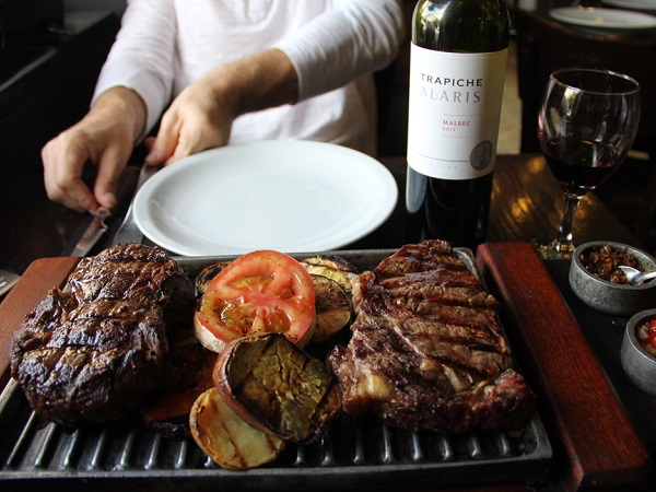 Аргентинский стейк