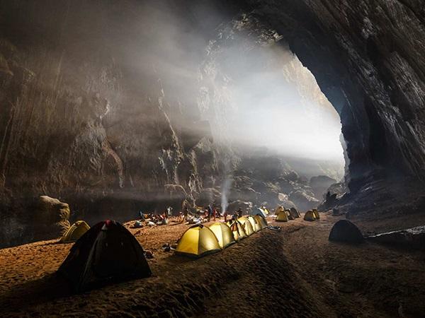 Пещера Хан Сон Дунг во Вьетнаме