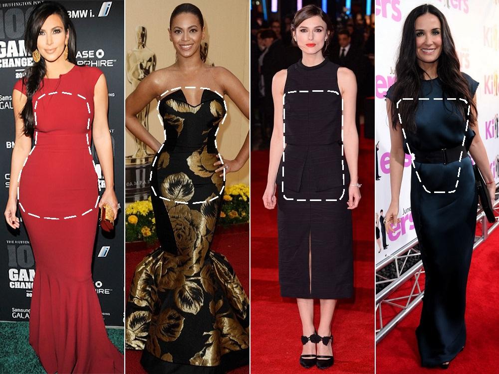 Подобрать модную и стильную одежду по типу фигуры, чтобы выглядеть стильно и модно.