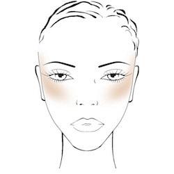 Треуголныя тип лица