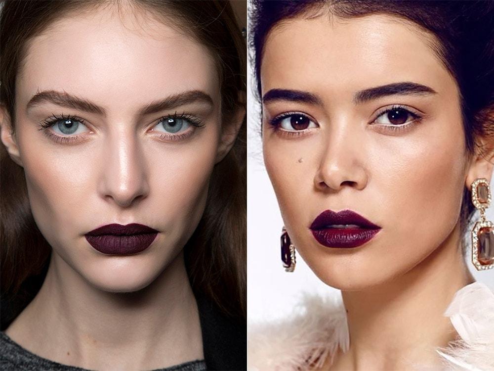 Выбор оттенка румян для новогоднего макияжа 2017