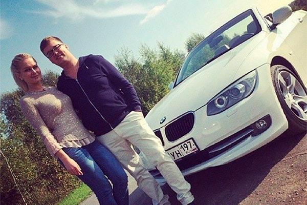 Машина Егора Халявина