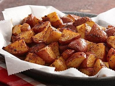 Картофель по-деревенски