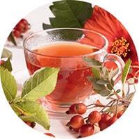 Напиток из шиповника для повышения гемоглобина