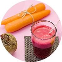 Овощной сок для повышения гемоглобина
