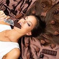 Продукты-афродизиаки шоколад