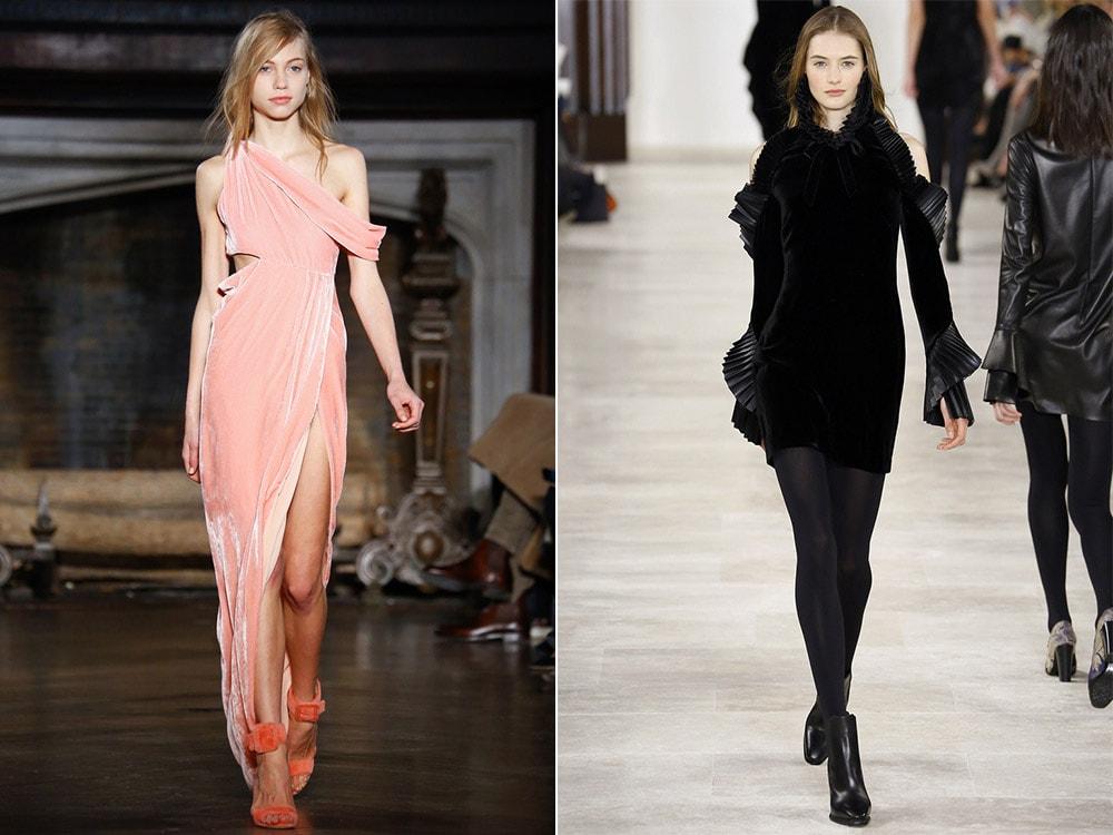 Модные платья в тренде