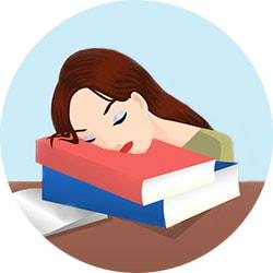 Сон меньше положенных 7 часов