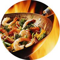 Исключение жареной и жирной пищи
