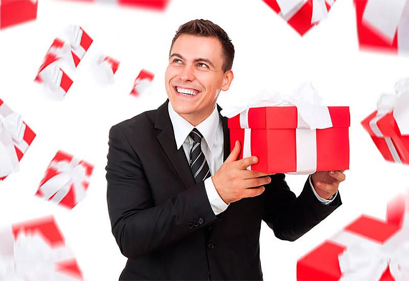 Что подарить коллегам и начальнику на 23 февраля