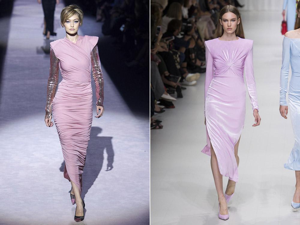 PinkLavender Tom Ford, Versace