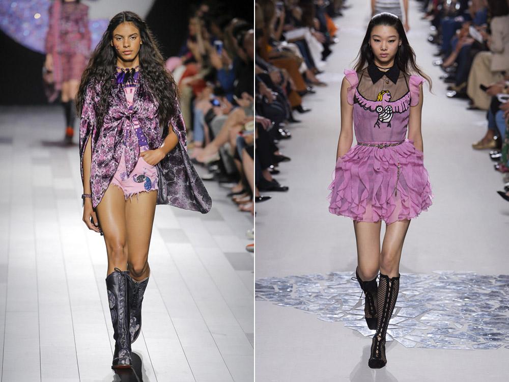 SpringCrocusAnna Sui, Christian Dior