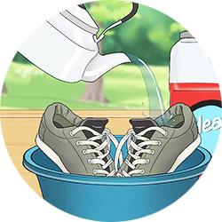 Растяжка обуви кипятком