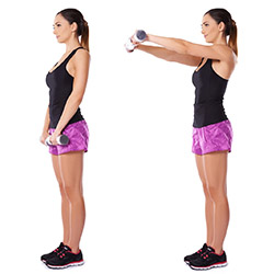 Упражнения табата для похудения