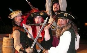 Сценарий пиратской вечеринки