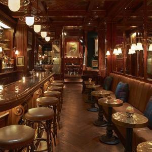 В Нью-Йорке открылся ресторан Ральфа Лорена The Polo Bar