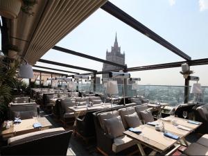 Лучшие рестораны и бары Москвы с панорамным видом
