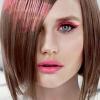Пиксельное окрашивание волос