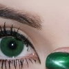 Маникюр кошачий глаз