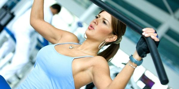 Комплекс упражнений для роста груди