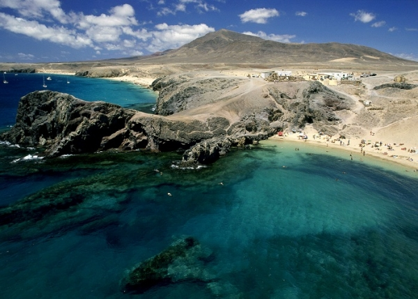 Африка - остров Лансароте