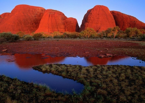 Австралия - Айерс-Рок