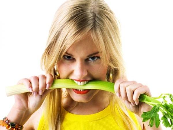 Овощи жиросжигатели