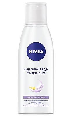 Nivea «Очищение 3 в 1»
