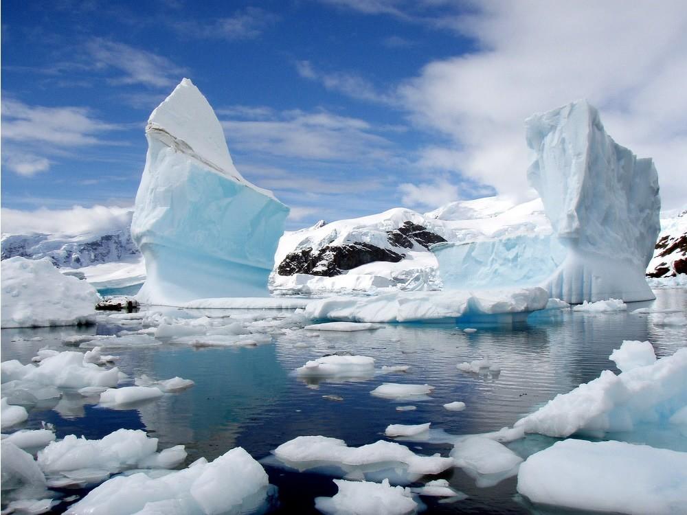 Ледники Антарктиды