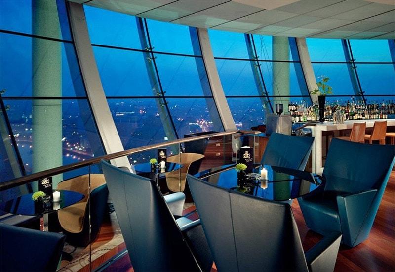 City Space Bar