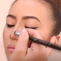 Как визуально уменьшить плоский нос