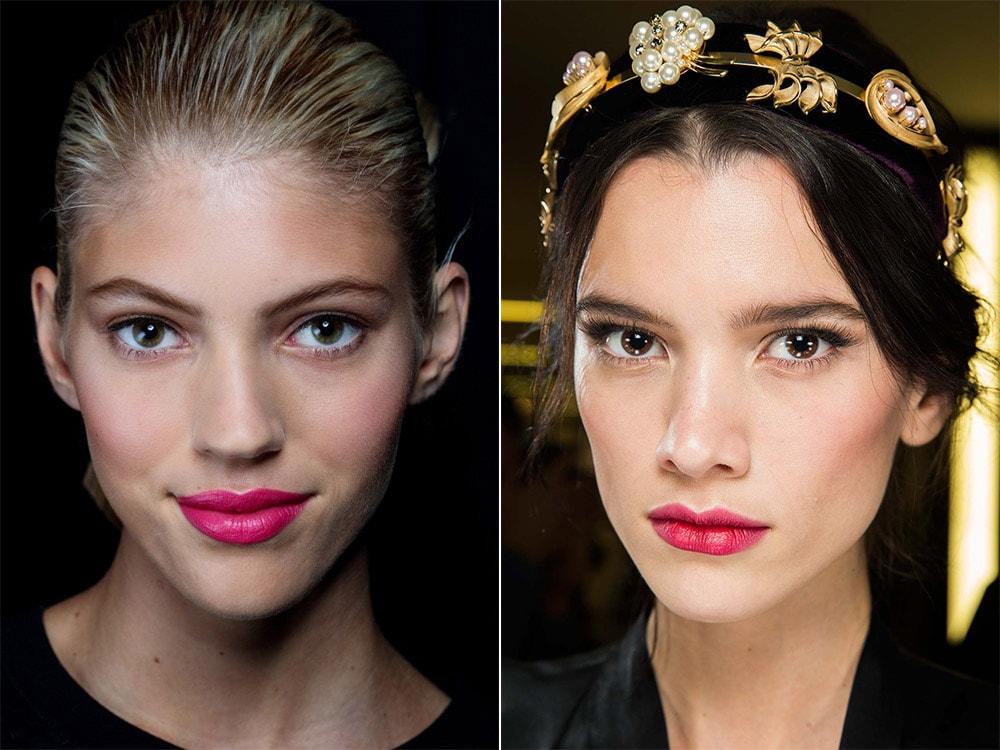 Выбор оттенка румян для макияж на Новый год 2020