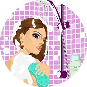 Как сделать волосы густыми - ошибки мытья волос