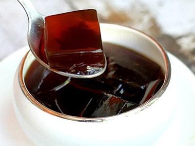 Кофейное желе