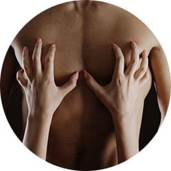Эрогенная зона грудь