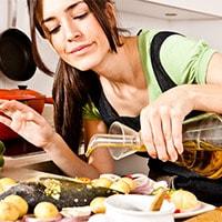 Продукты-афродизиаки оливковое масло