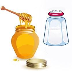 Медово-солевое обертывание