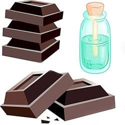 Шоколадно-масляное обертывание