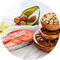 Употребление правильных жиров