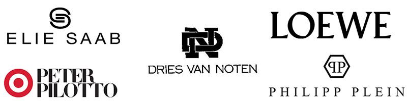 Модные дизайнерские бренды и марки