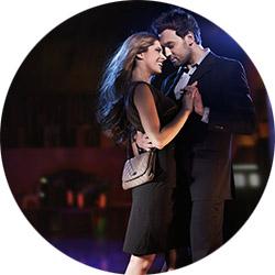 Романтический танец
