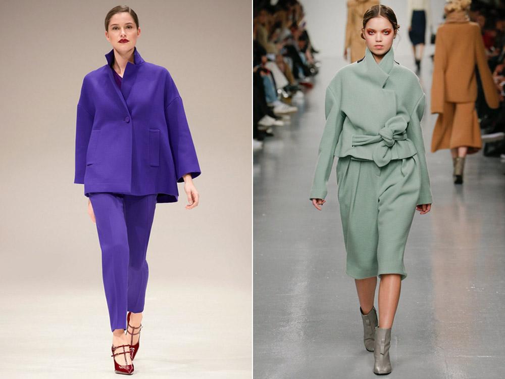 Мода для полных осень-зима 2018-2019  новые тренды в plus size b9c1ae08d4a