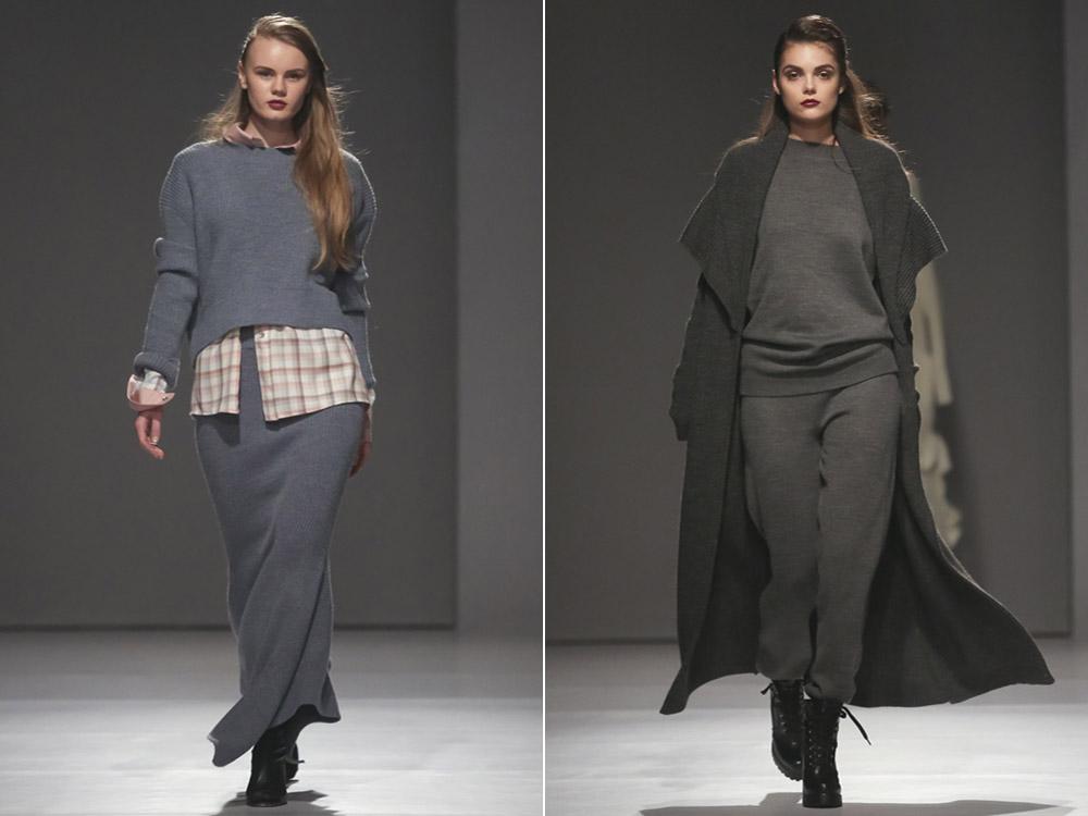 Трикотажная одежда для полных осень-зима 2019-2020