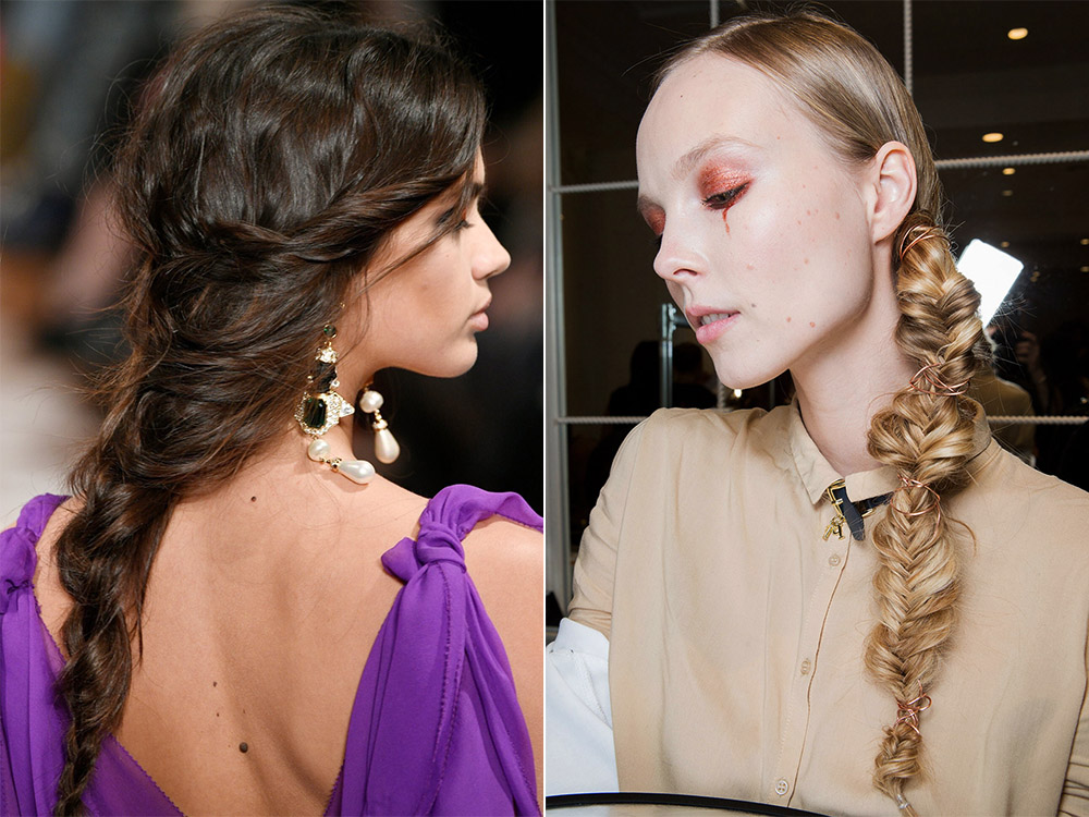 fashion and fashionable hair styles From fashion week coverage and the best dressed stars on the red carpet, to what's chic on the streets and trends to watch out for this season, the elle editors give.