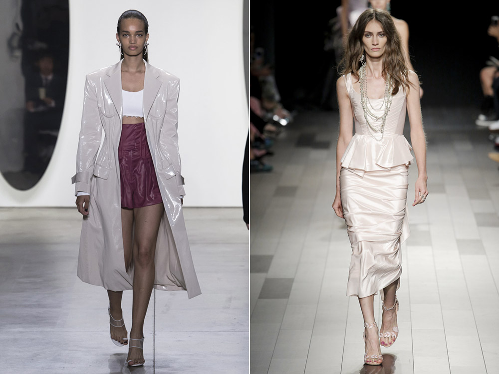 Almost Mauve Marchesa, Prabal Gurung
