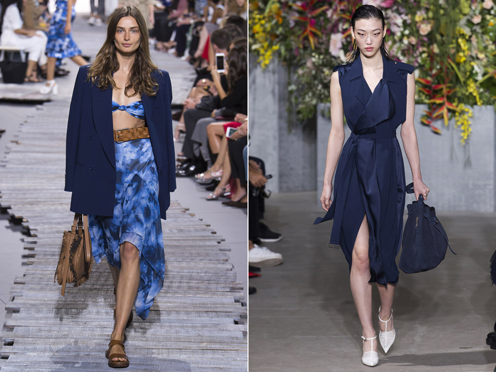 Sailor Blue Michael Kors, Jason Wu