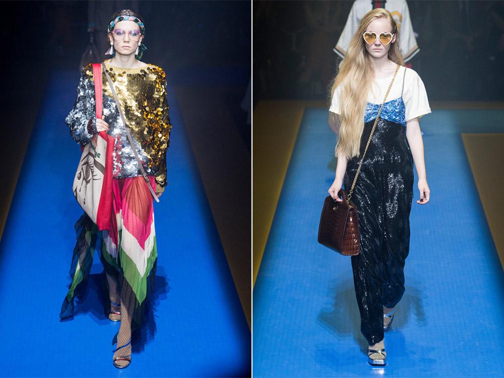 Модные тенденции весна-лето 2018: топ 10, фото