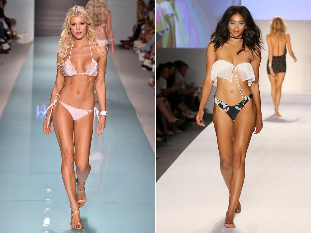 Модные купальники лето 2018: трендовые модели, фото