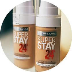 Тональный крем Maybelline Super Stay 24 Cream