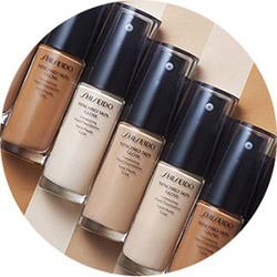 Тональный крем Shiseido Synchro Skin Glow
